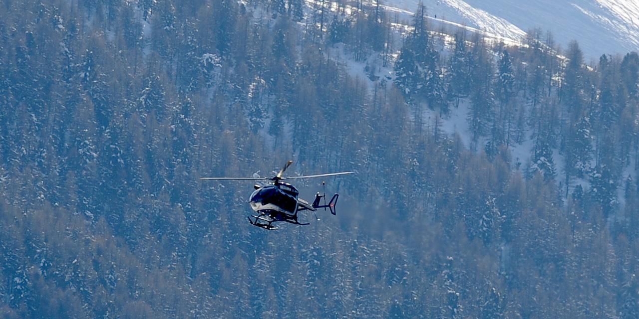 Avalanche meurtrière dans les Hautes-Alpes