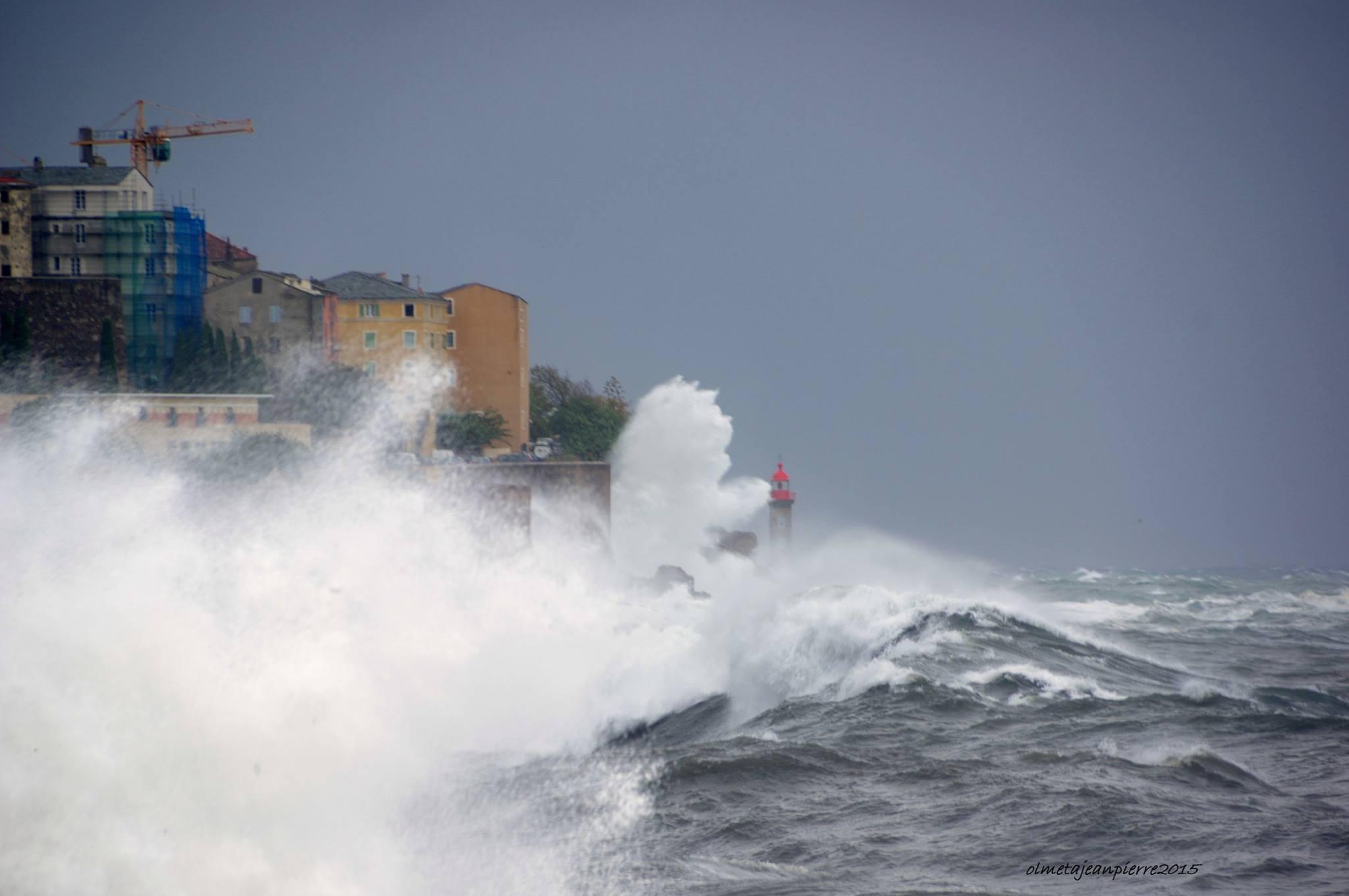 Intempéries en Corse