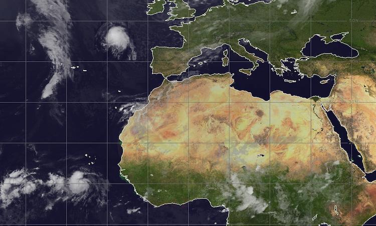 Le cyclone JOSE frappera-t'il la France métropolitaine ?
