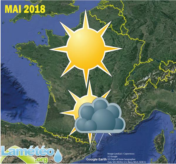 Soleil en mai 2018