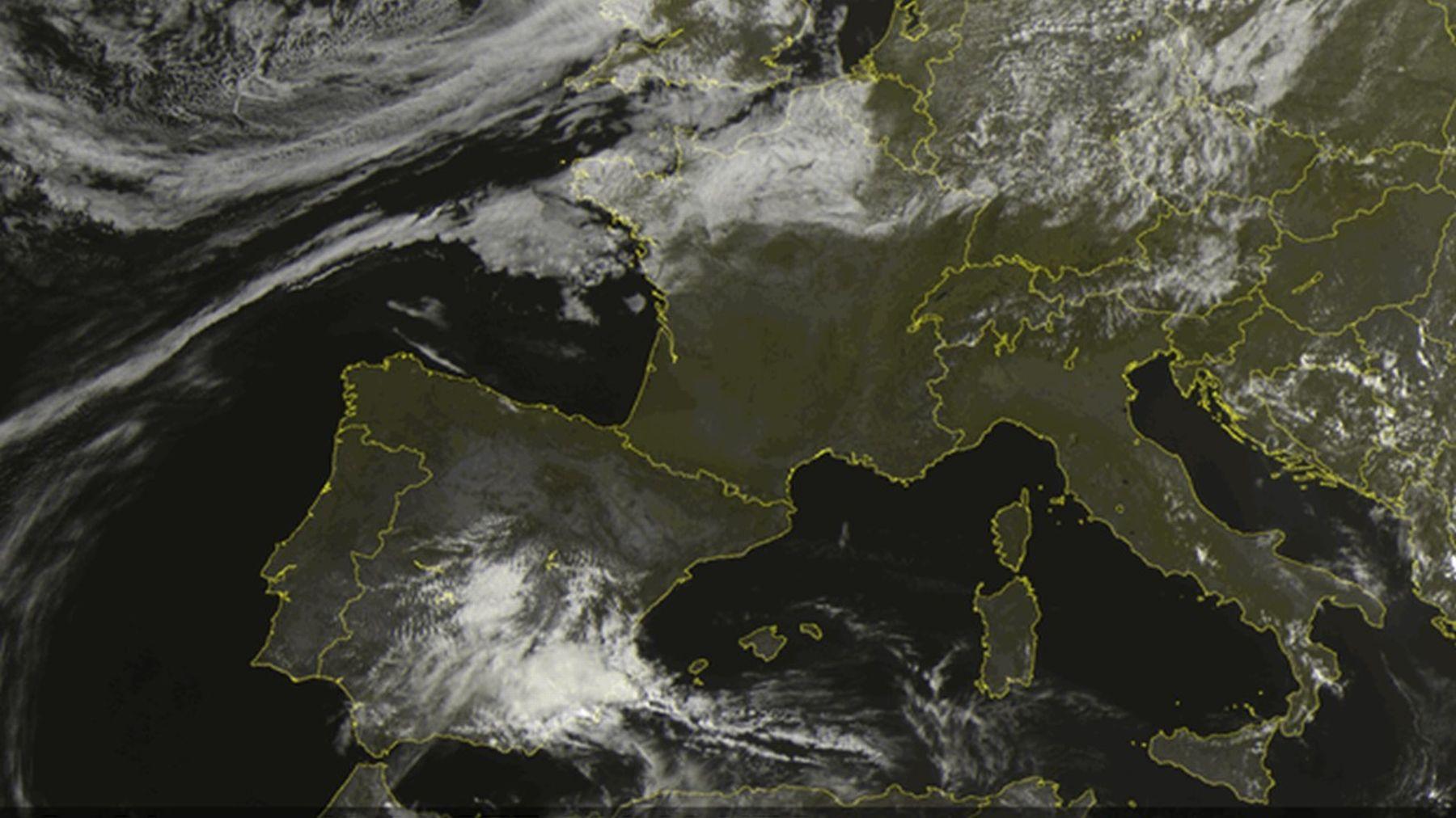 Climat de septembre en France
