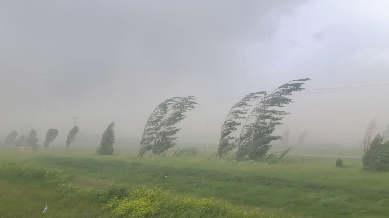 Coup de vent du 8 au 9 mai 2019