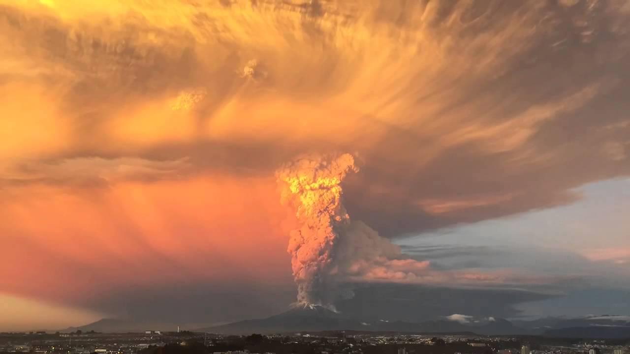 Krakatoa, Pinatubo, Yellowstone...